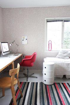 Kettukarkki: My office