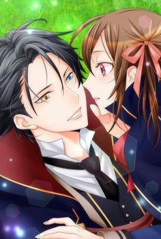 Dating simulators anime
