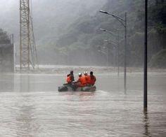 Entre 30 y 40 personas sepultadas por un deslizamiento de tierra en China