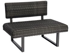 Lounge Chair, Wicker Lounge Chair, Outdoor Furniture Unique look of wicker furniture will add style and beauty to your outdoor setting Arm handles are offered for comfort and style Wood Patio Chairs, Patio Loveseat, Patio Lounge Chairs, Patio Seating, Dining Arm Chair, Circular Patio, Modern Outdoor Furniture, Wicker Furniture, Furniture Ideas