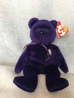 Items similar to Princess Diana Authentic Limited 1997 TY Beanie Baby  Retired Excellent Condition f61d68f68ffc