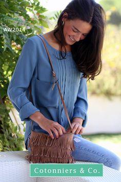 Smile #moda #tendencias #style Cotonniers&Co
