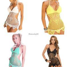 Women Mid Waist Solid Skirted Bikini Bottom Swimwear C1MY