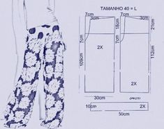 Newest Photo sewing pants Concepts 17 ideas sewing pants easy pjs for 2019 Sewing Pants, Sewing Clothes, Diy Clothes, Dress Sewing Patterns, Clothing Patterns, How To Hem Pants, Pants Pattern, Sewing Techniques, Pattern Making