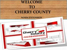 Cherry county residential project with no emi noida extension by adityaestateslgf via slideshare
