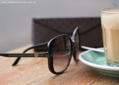 Gucci sunglasses from Vision Direct