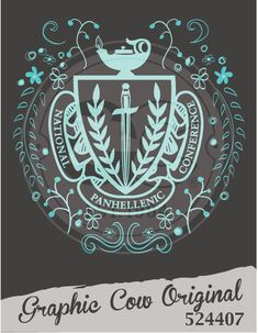 The Graphic Cow | Custom Shirts | Custom Apparel | Greek Tshirts | Greek Apparel | Greek Life | Sorority Tshirts | Fraternity Tshirts Custom T, Custom Shirts, Panhellenic Council, Graphic Cow, Greek Apparel, Greek Clothing, Greek Life, Fraternity, Sorority