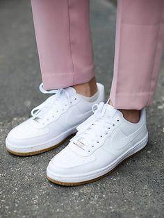 release date c09b4 4a7d0 10 trucchi per mantenere sempre pulite le tue sneakers bianche. Sneaker  ModaNike Air ForceScarpe ...