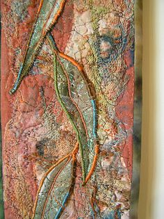 Sesenarts: Textile Art Wall Hanging