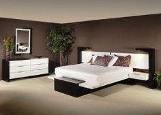 Modern Bedroom Furniture Decor Ideas