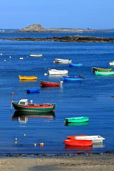 Portsall, Finistère, Bretagne, France - Régis Cariou