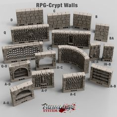 38 Best 3D Printables images in 2019   Printables, Dungeon tiles, 3d