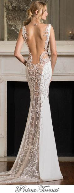 For over ten years, Pnina has been helping brides say yes to their dream gown at the Pnina Tornai Boutique at Kleinfeld Bridal in New York City and has traveled the world making brides' dreams come true.