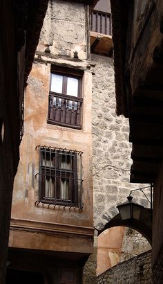 ALBARRACÍN, TERUEL, SPAIN