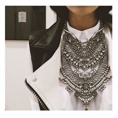 Falkor by DYLANLEX statement necklace