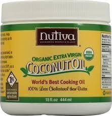 Coconut oil for pitta dosha