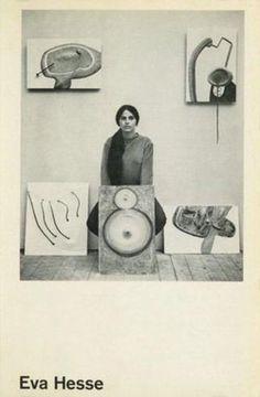 Exhibition Catalogue: Eva Hesse 1965