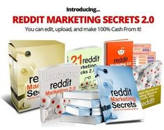 [GIVEAWAY] Reddit Marketing Secrets 2.0 [+Bonuses]     Reddit Marketing Secrets 2.0 is an evergreen product in which people who use reddit (Over 22.7 Million Users) in your local area would like to hear what you have to say about your business.     Reddit Marketing Secrets 2.0 is the best way to build relationship with your audience in person especially when you want to make cash selling products and services. It allows our audience to build a bonded relationship with your subscribers…
