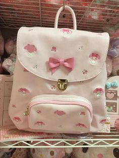 kawaiiful ♡ keepin' it cute Mode Kawaii, Kawaii Shop, Kawaii Cute, Kawaii Bags, Kawaii Clothes, School Bags For Girls, Girls Bags, Kawaii Fashion, Pastel Fashion