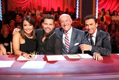 Find out what #RickyMartin told me during his sizzling appearance on #DWTS