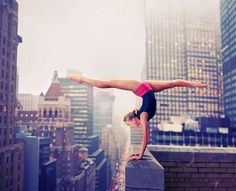 Gymnastics on the air! *_* ❤