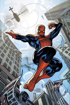 The Amazing Spider-Man #523 - Terry Dodson