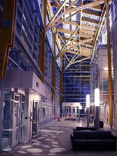 Thunder Bay Regional Health Science Centre. My workplace before I retired!