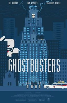Who ya gonna call? ghost busters! I aint scared of no ghosts!