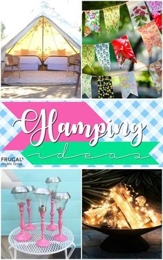 Glamping Ideas for the Girls! Glamping Ideas for the Ultimate Camping Trip for the Girls! Glamping: where stunning nature meets modern luxury. Camping Hacks, Camping Lunches, Solo Camping, Camping Glamping, Camping Supplies, Camping Checklist, Camping World, Camping Essentials, Camping With Kids
