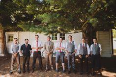 Real Wedding: Vintage Homespun Wedding | Love and Lavender