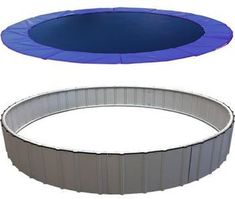 Discover the advantages and disadvantages of in ground trampolines. Learn to install your own in-ground trampoline and choose the best options. Trampoline Reviews, Trampoline Springs, In Ground Trampoline, Best Trampoline, In Ground Pools, Trampoline Ideas, Above Ground Pool Skimmer, Best Above Ground Pool, Pool Skimmer