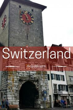 A Solo Travel Society member recommends visiting Solothurn, a walled medieval town in northwest Switzerland, which offers lots to see and do. http://solotravelerblog.com/solo-travel-destination-solothurn-switzerland/