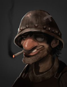 Nobby Nobbs by PeterKlijn on @DeviantArt