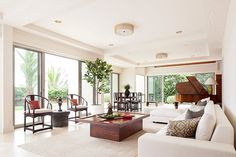 Spectacular modern makeover into ultimate luxury in Honolulu