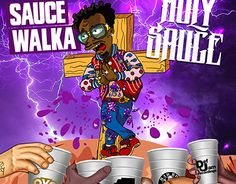 """Check out new work on my @Behance portfolio: """"Holy Sauce Concept B"""" http://be.net/gallery/37740203/Holy-Sauce-Concept-B"""