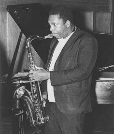 John Coltrane -                                                   September 23, 1926 – July 17, 1967