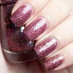 Essence Time For Romance (112), Colour & Go Nail Polish Swatches & Review