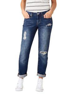 'Luana'+Boyfriend+Jeans+-+