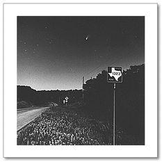 Hale-Bopp Comet Print.