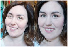 Rebecca Lately // Marc Jacobs Re(marc)able Full Cover Foundation Concentrate for combination/oily skin // makeup review