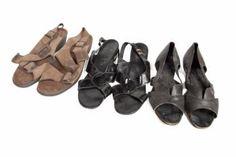 GRETA GARBO SUMMER FOOTWEAR - Current price: $37.5