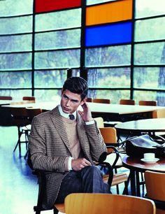 Back to the 50's: Arthur Gosse is The Good Teacher for Codigo Unico