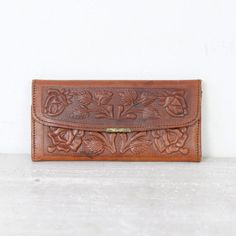 vintage wallet.