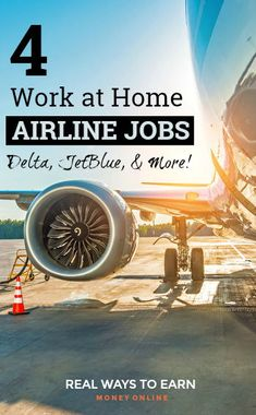 Do you want to work at home for a popular airline? The companies on this list sometimes have openings. #workathome #workfromhome Work From Home Companies, Work From Home Opportunities, Work From Home Tips, Earn Money From Home, Way To Make Money, Airline Jobs, Make Money From Pinterest, Small Business Organization, Job Info
