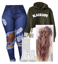 """✨"" by saucinonyou999 ❤ liked on Polyvore featuring NIKE"