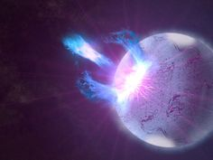# Sgr J1550-5418 Soft Gamma-ray Repeater Sgr Gamma Ray, Space Wallpaper, Hd Wallpaper, Wallpapers, Strange Matter, Gravitational Waves, Nasa Goddard, Neutron Star, Universe Today