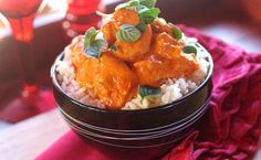 Truly Delicious Indian Butter Chicken #curry #recipes