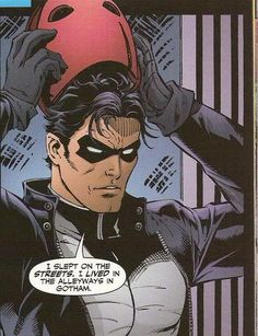 All of the Jason Todd feels