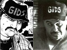 Page to Screen: Gideon - played by Jon Polito