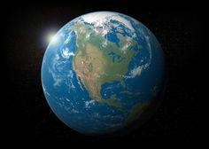 Natural Earth III – Home